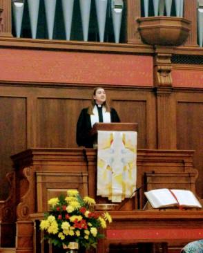 NYA preaching